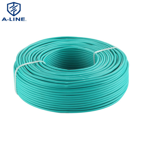 Single Core Stranded Copper VDE Approved 450/750V Electrical Wire Supplier