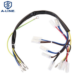 Assembly and Child Car Combination Wire Harness