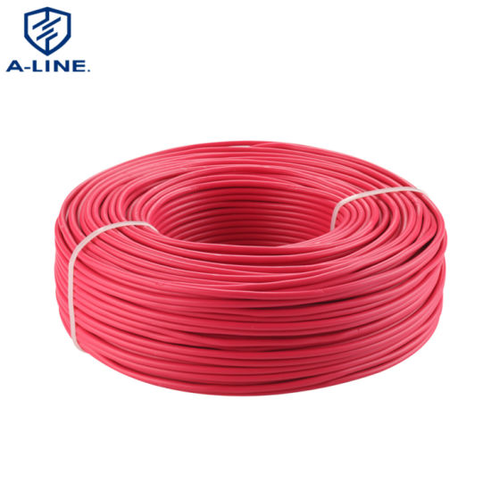 Professional Manufacturer VDE 450/750V PVC Insulated Copper Electrical Wire Roll