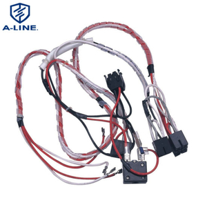 Hot Sale Custom Auto Wire Harness Assembly